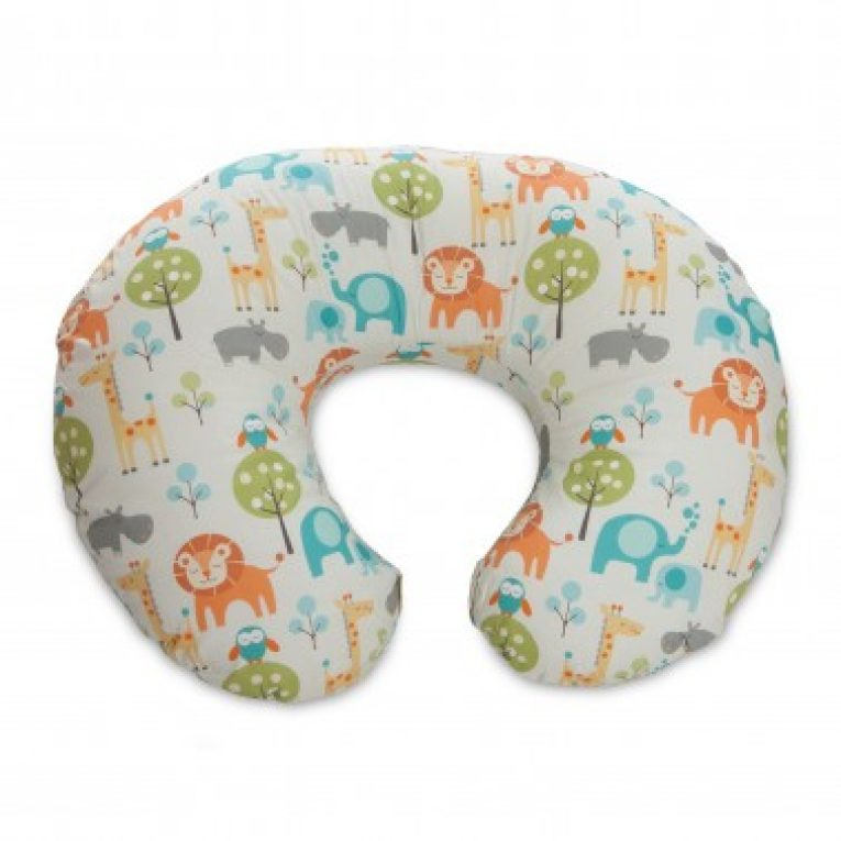 image from Boppy Nursing Pillow and Positioner