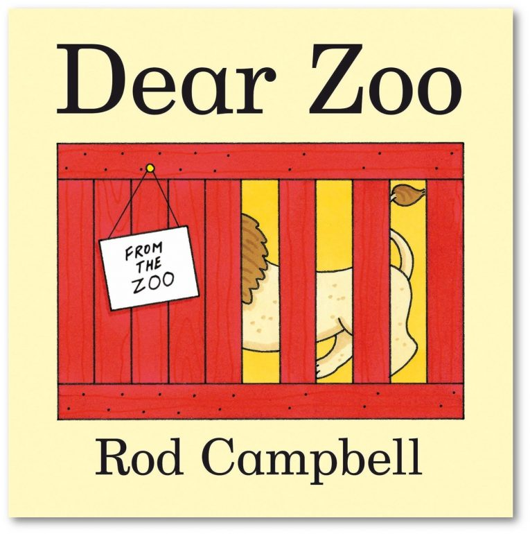 image from Dear Zoo