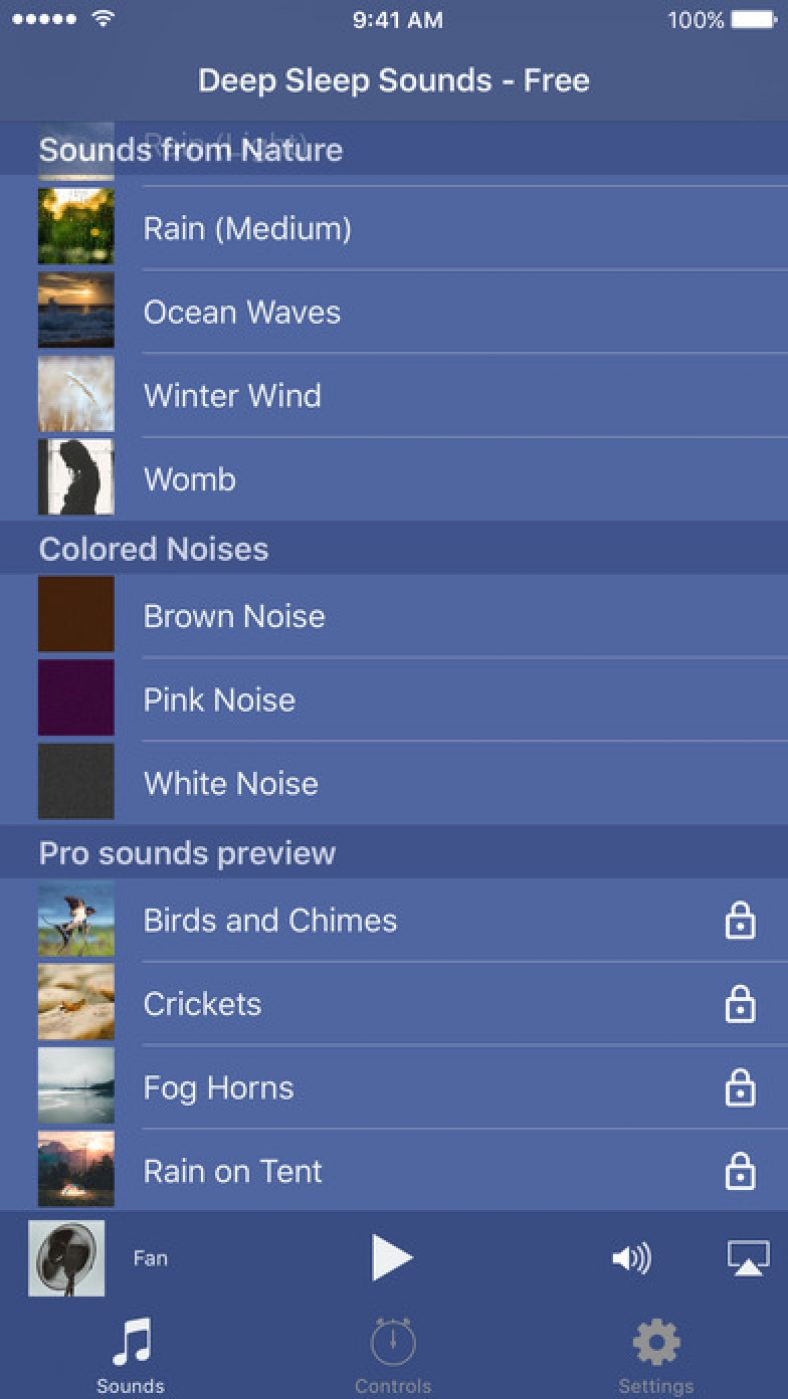 image from Best White Noise Apps for Sleeping